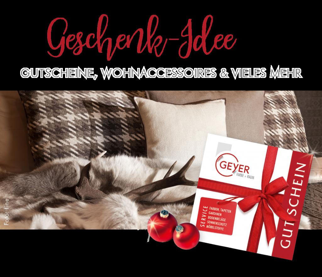 Geyer Geschenk-Gutschein
